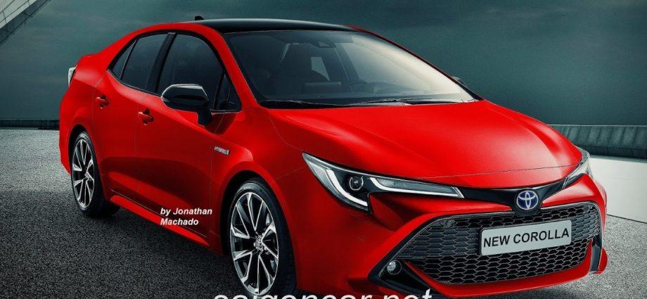 Toyota Altis 2019 mau Do