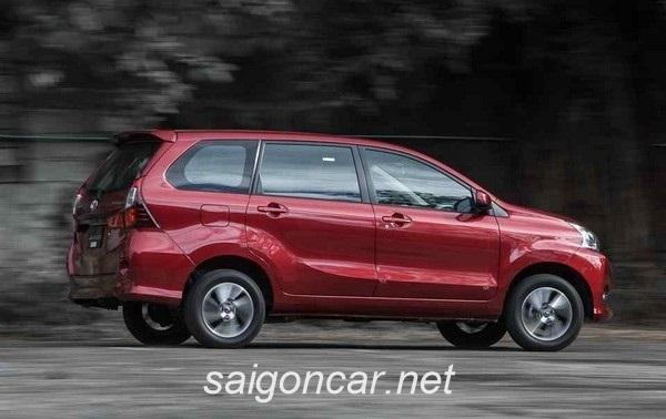 Toyota Avanza Hong Xe