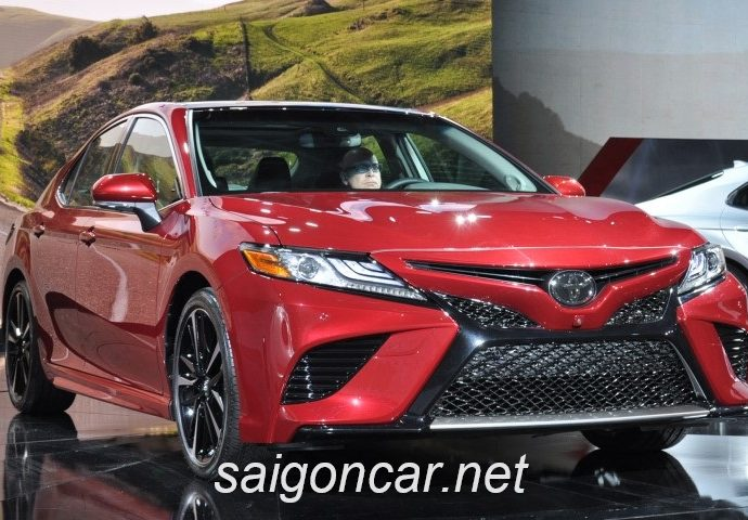 Toyota Camry 2019 Dau Xe