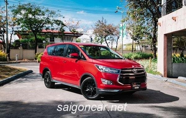 Toyota Innova Tong Quan