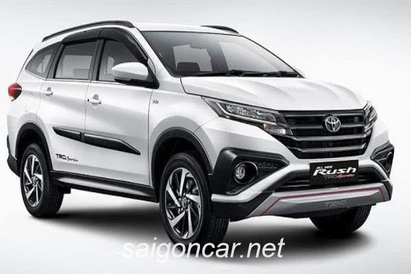 Toyota Rush 2018 dau xe
