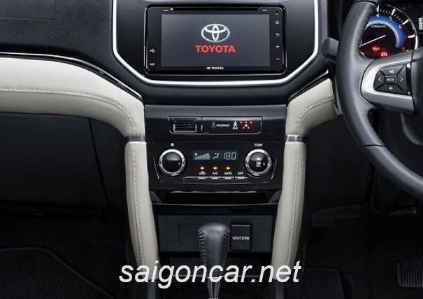 Toyota Rush 2018 DVD
