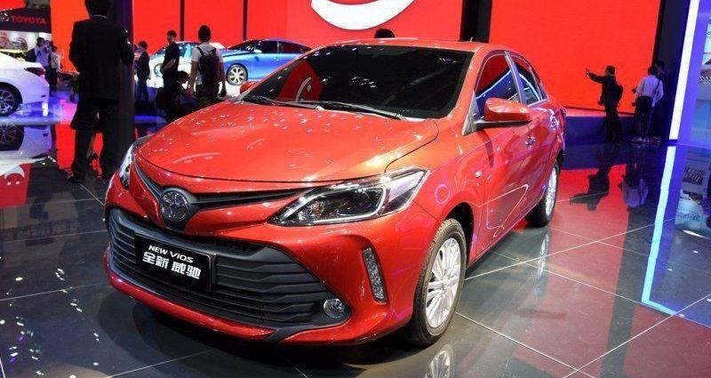 Toyota Vios Dau Xe
