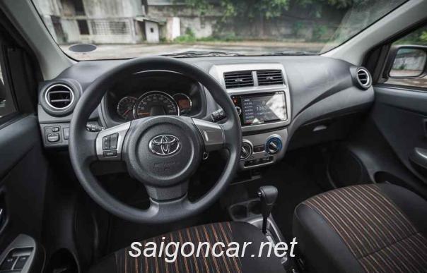 Toyota Wigo Noi That