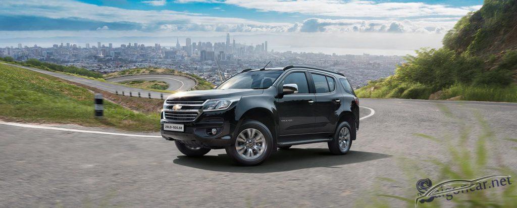 Ngoại Thất Chevrolet Traiblazer 2019