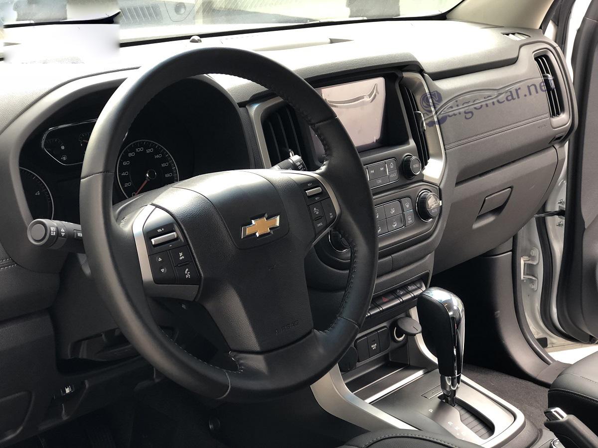 Nội thất Chevrolet Traiberlazer