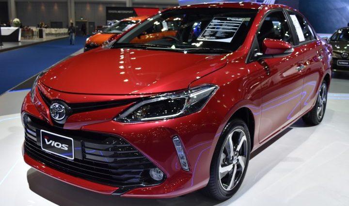 đanh Gia Xe Toyota Vios 2019 Khuyến Mai Khủng Khiếp