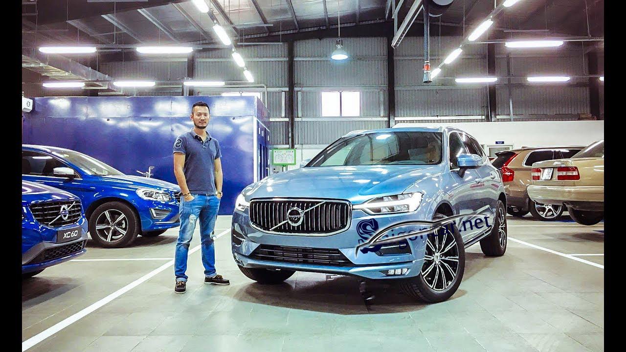 Giá xe Volvo XC60 2019