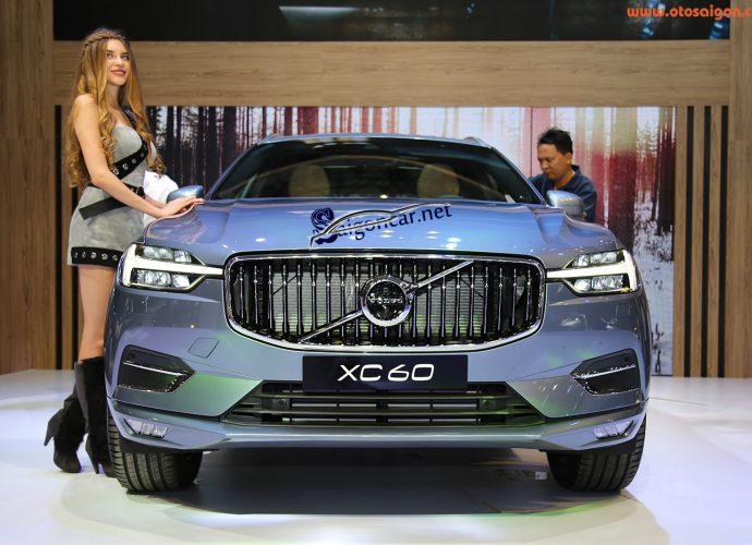 Cận cảnh Volvo XC60 2019