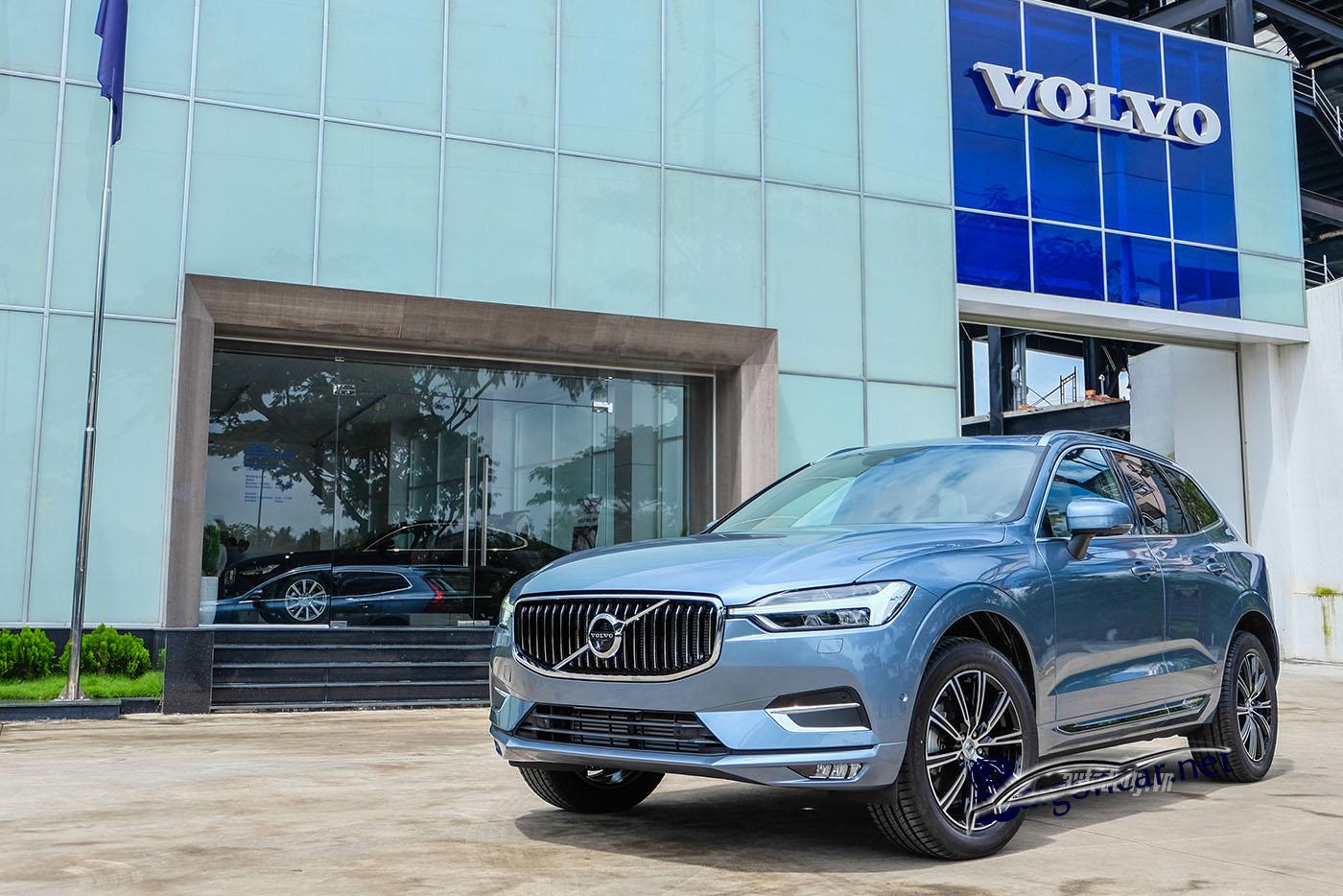 Khả năng vận hành Volvo XC60 2019