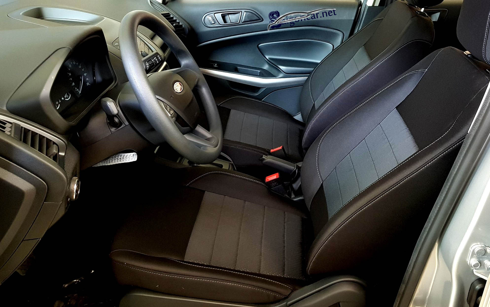 Nội thất ford ecosport trend 2019