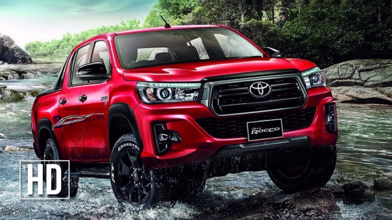 Toyota Hilux 2.8 2019