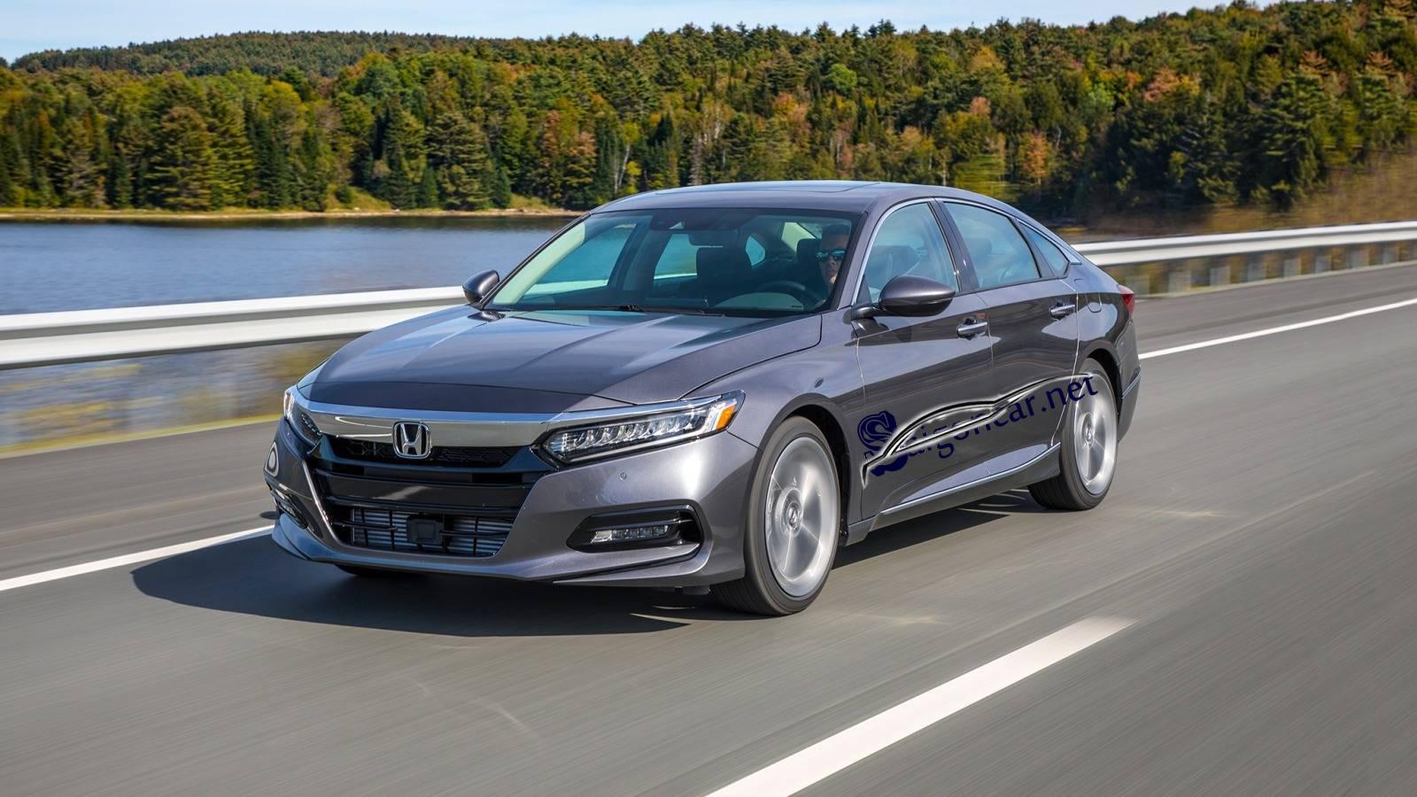 Khả năng vận hành Honda Accord 2019