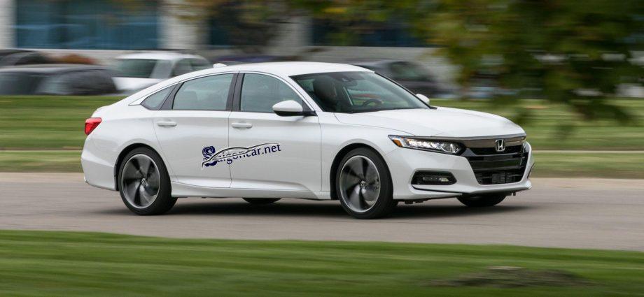 Ngoại thất Honda Accord 2019