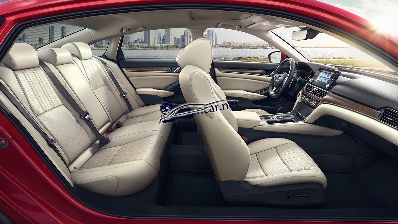Nội thất Honda Accord 2019