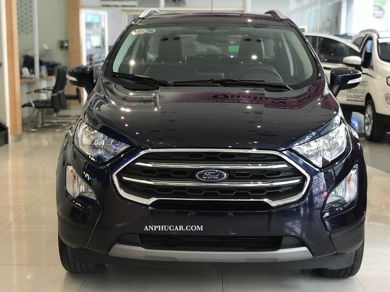 An toàn trên Ford Ecosport 2019
