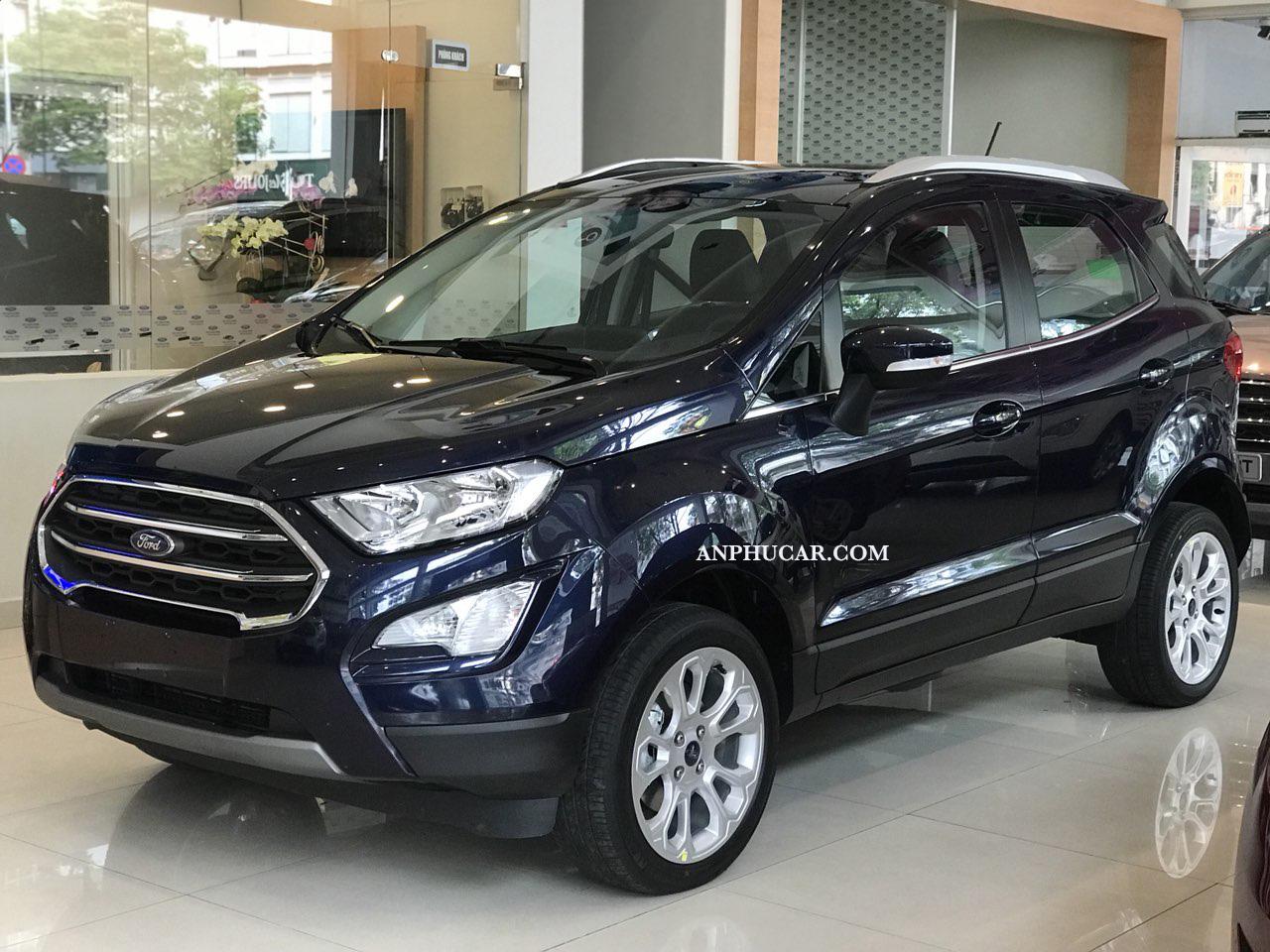 Đầu xe Ford Ecosport 2019