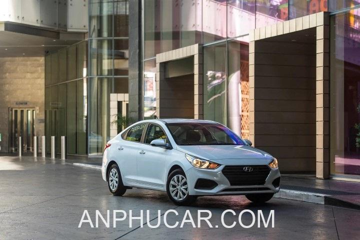Hyundai Accent 2019 Truoc Xe