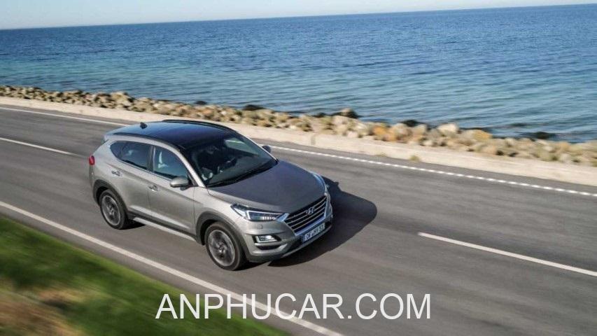 Hyundai Tucson 2019 Truoc Xe