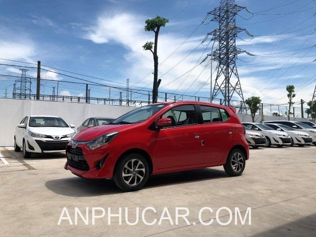Toyota Wigo 2019 Ngang Xe