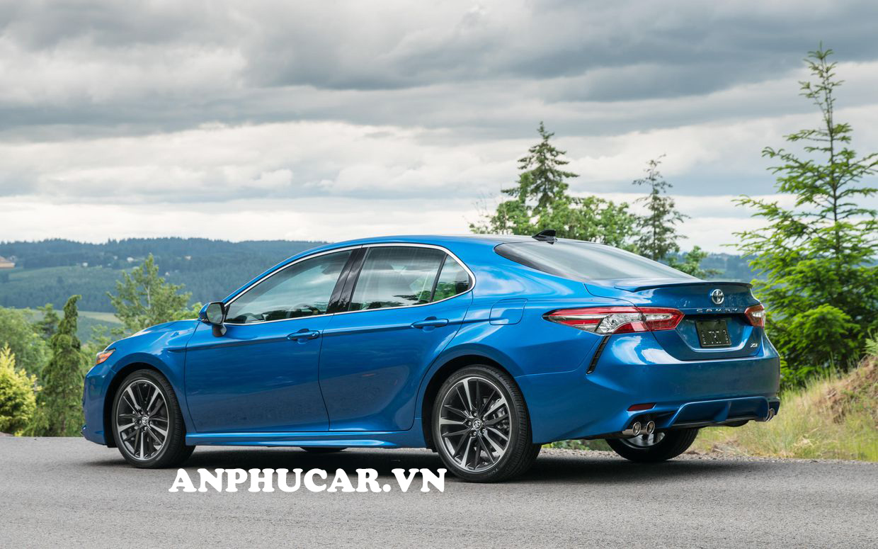 Thiết kế xe Camry 2019