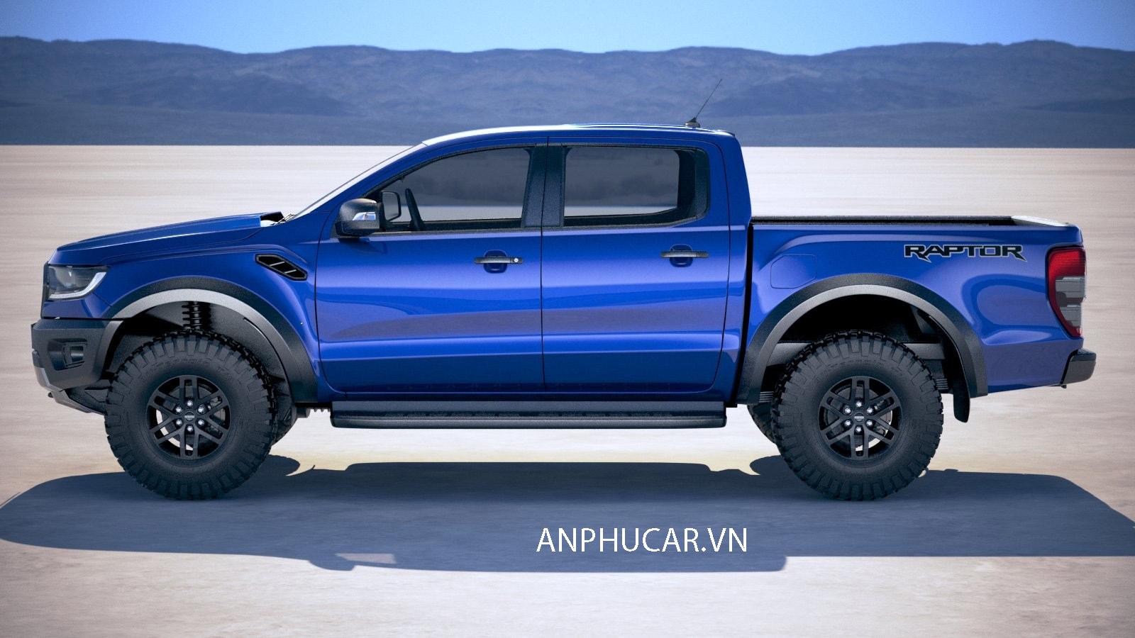 Có nên mua Ford Ranger Raptor 2019