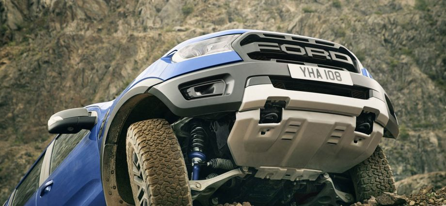 Siêu bán tải Ford Ranger Raptor 2019