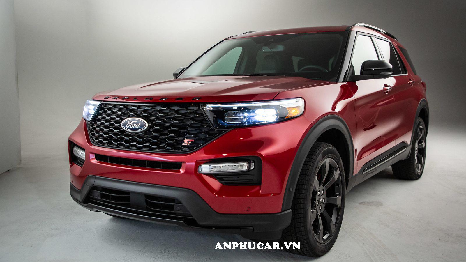 Ford Explorer 2020 về Việt Nam