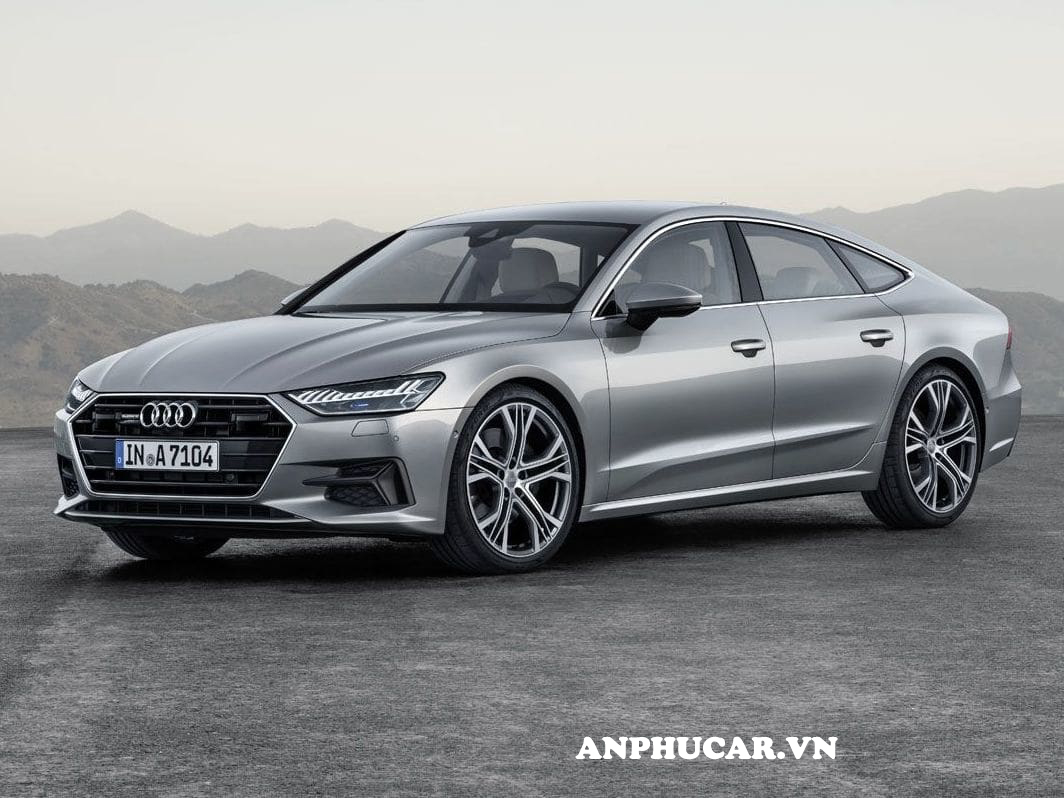 Thân xe Audi A7 Sportback 2020
