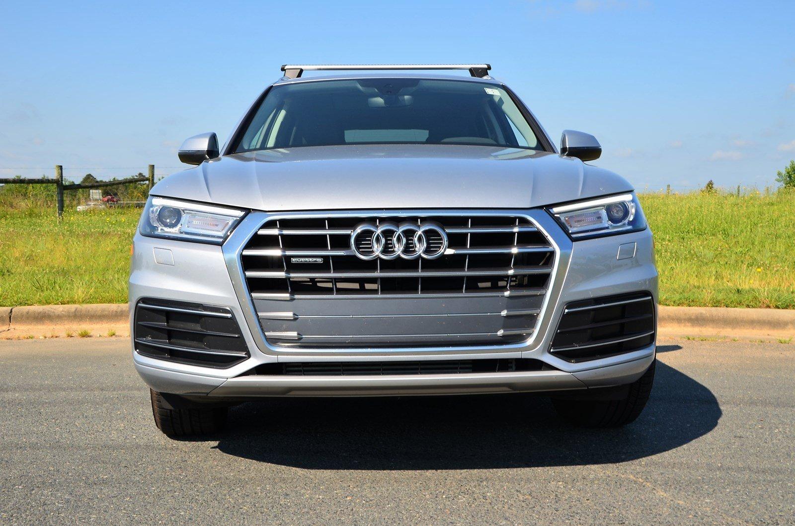 Phần Đầu xe Audi Q5 2020