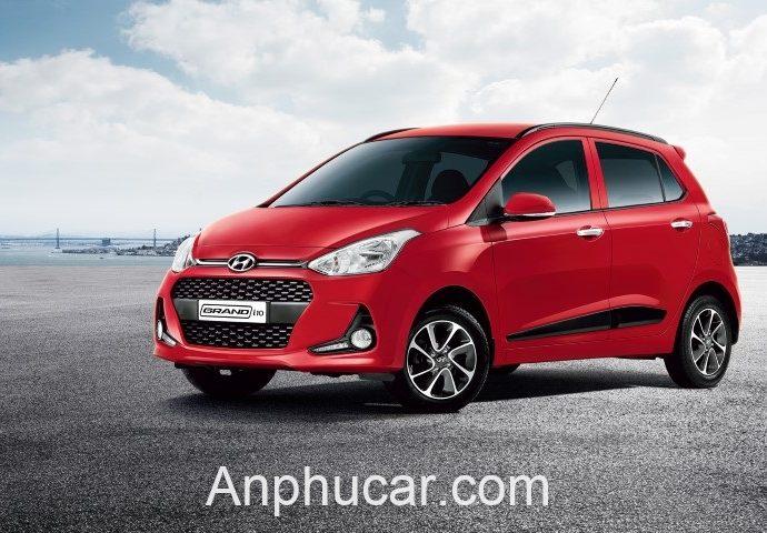 Đanh Gia Xe Hyundai Grand i10 Hatchback 2020 Tong Quan