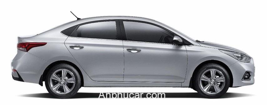 Danh Gia Xe Hyundai Accent 2020 Hong Xe