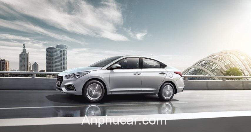 Danh Gia Xe Hyundai Accent 2020 Mau Bac