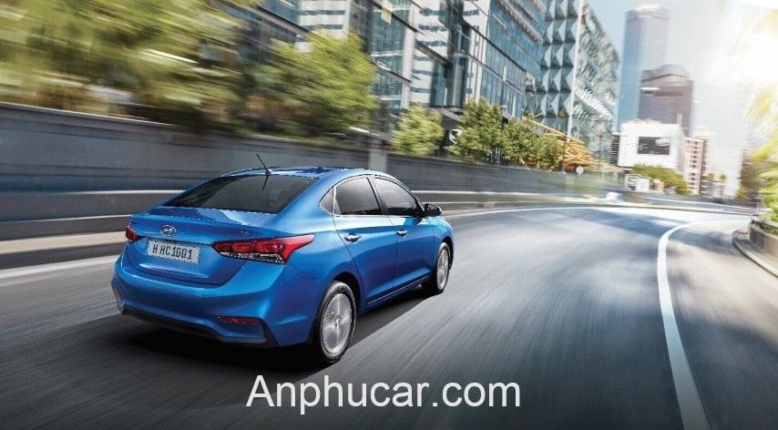 Danh Gia Xe Hyundai Accent 2020 Tang Toc
