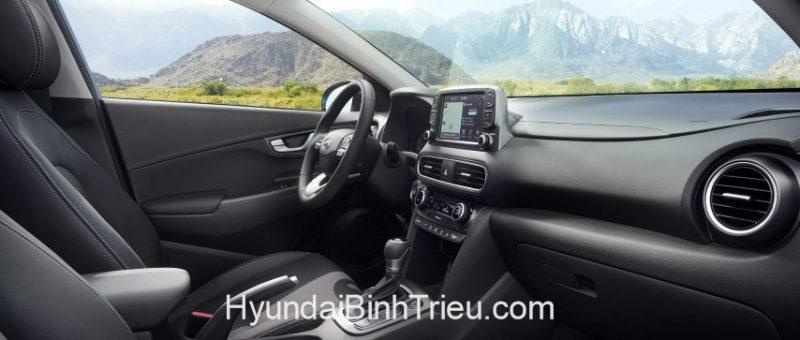 Gia Xe Hyundai Kona 2020 Ghe Da