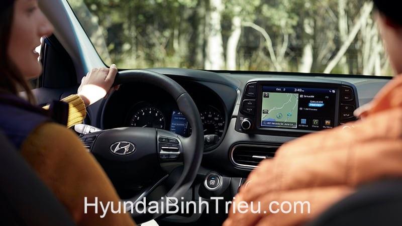 Gia Xe Hyundai Kona 2020 Noi That