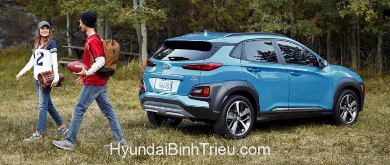 Gia Xe Hyundai Kona 2020 Qua Tang