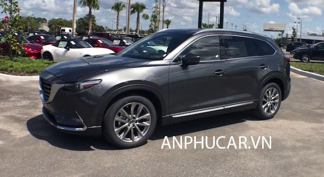 Mazda CX9-SUV 2020 dau xe