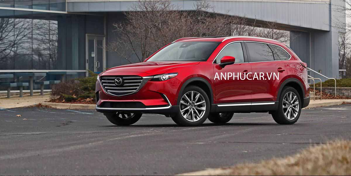 Mazda CX9 - SUV 2020 logo xe