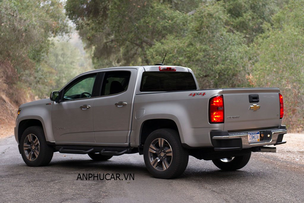 Thân xe Chevrolet Colorado 2020