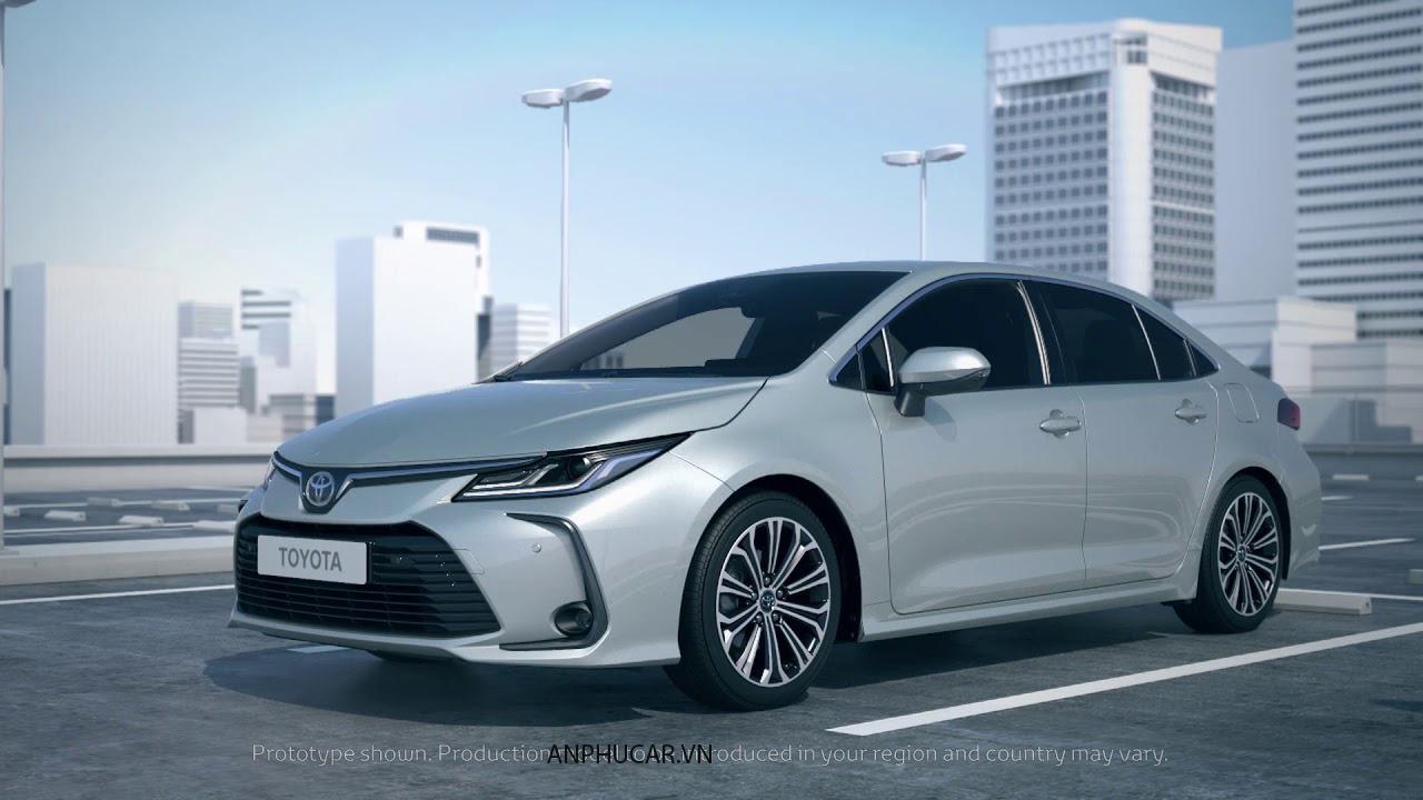 Toyota altis 2020 moi nhat