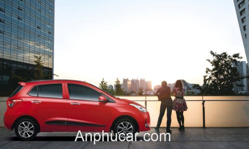Đanh Gia Xe Hyundai Grand i10 Hatchback 2020 Banh Mam