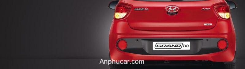 Đanh Gia Xe Hyundai Grand i10 Hatchback 2020 Duoi Xe