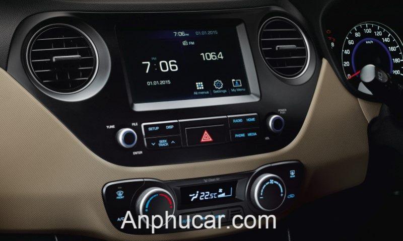 Đanh Gia Xe Hyundai Grand i10 Hatchback 2020 Man Hinh