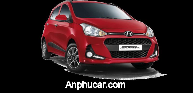 Đanh Gia Xe Hyundai Grand i10 Hatchback 2020 Ngoai That
