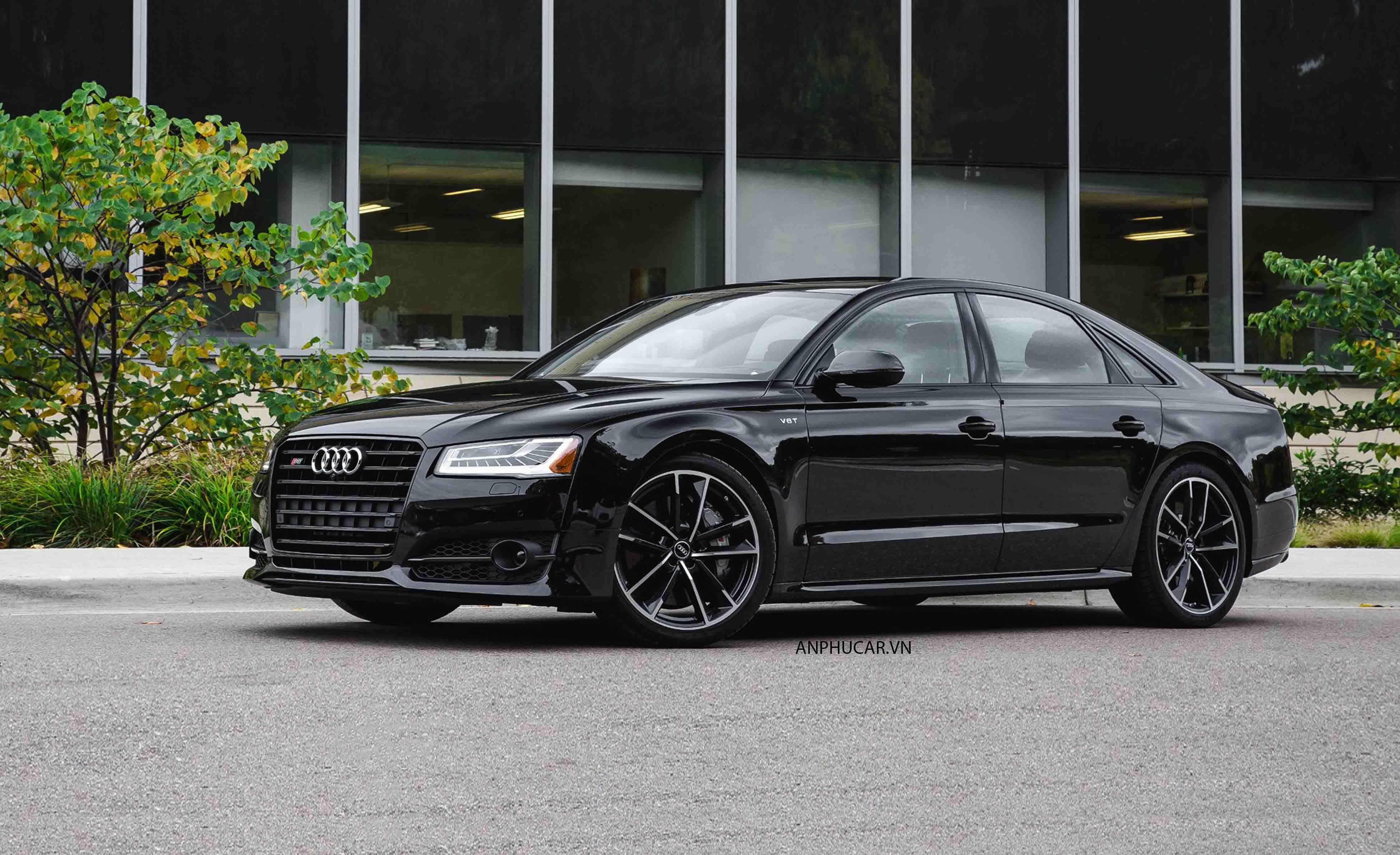 Tổng quan Audi S8 2020