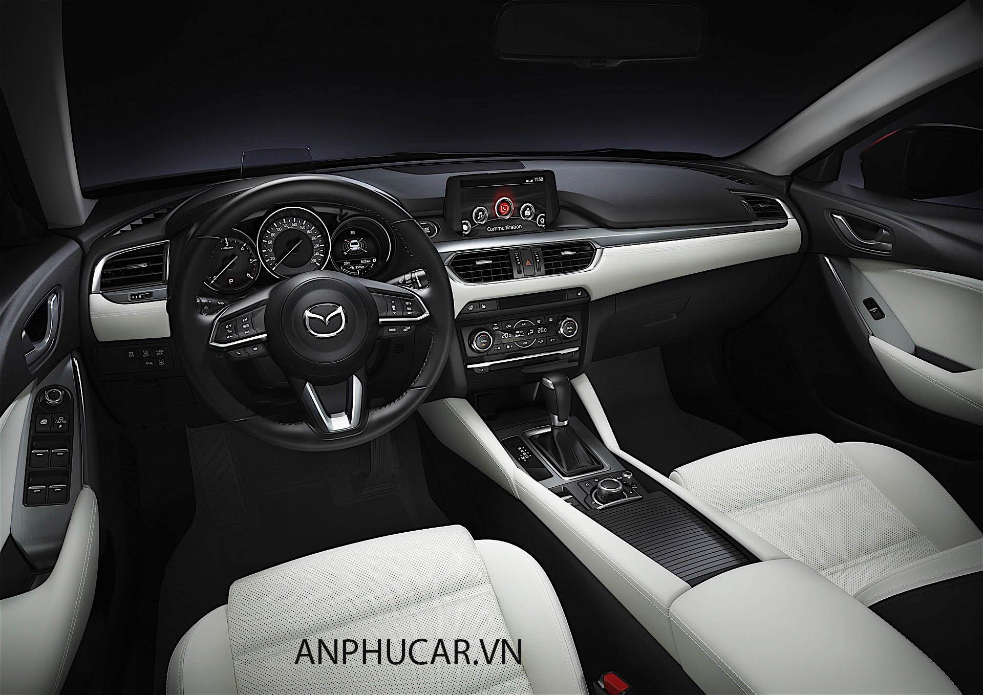 Nội thất Mazda 6 2020