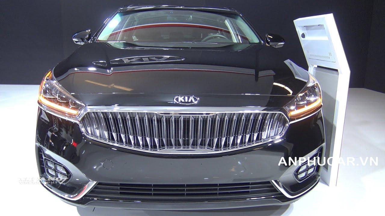 Đầu xe KIA K7 2020