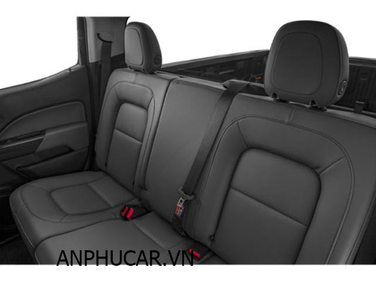 nội thất Chevrolet Colorado 2020