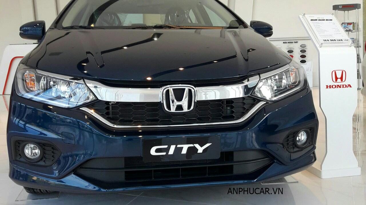 Đầu xe Honda city 2019